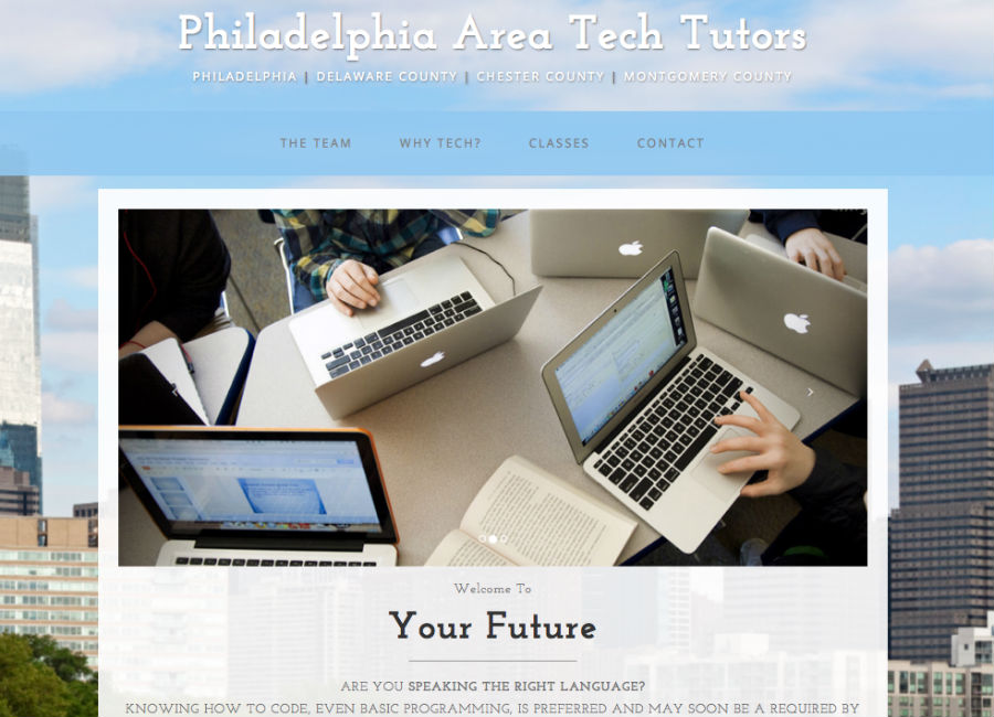 philly area tech tutors
